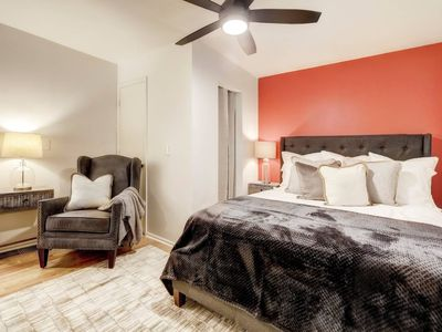 Photo for Apartment 570 m from the center of Denver with Parking, Internet, Washing machine, Air conditioning (1008403)
