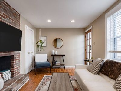 Photo for Charming, Central Townhouse with Private Courtyard