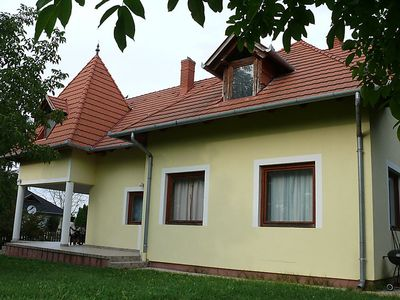 Photo for Vacation home Anikó 12 in Balatonbereny - 4 persons, 3 bedrooms