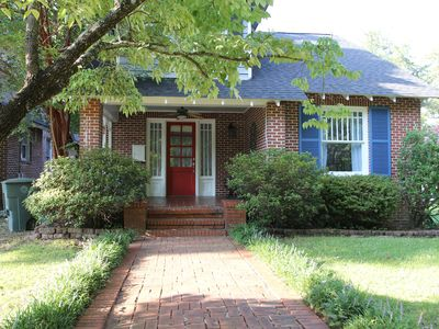 Photo for Haymount Craftsman Home, 3500 sqf -short walk to attractions, short/long stays