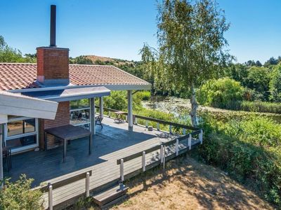 Photo for Vacation home Helgenæs in Knebel - 6 persons, 4 bedrooms