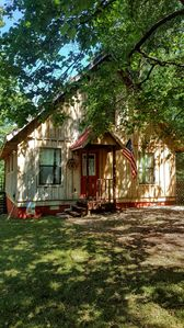 Photo for 2 bedroom, 2 bath cabin is your place to unwind