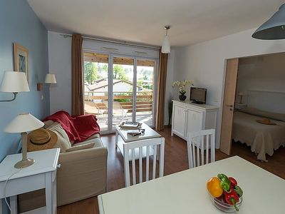 Photo for Apartment Les Cottages du Lac in Biscarrosse - 2 persons, 1 bedrooms