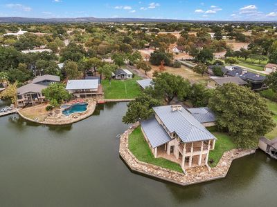 Photo for 3 House Resort on Lake LBJ with Pool, Hot Tub and Sports Court