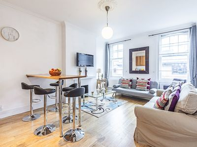 Photo for Stylish 2 bedroom Apartment in Chelsea