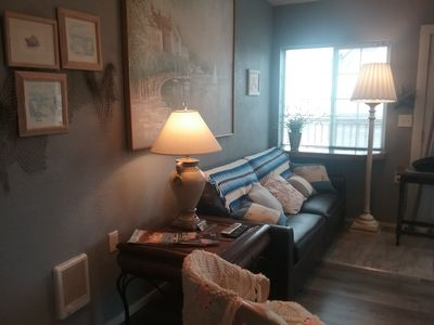 Photo for 1 BEDROOM SUITE #1 - across from PELICAN STATE BEACH - NO PETS - WE PAY 10% TAX!