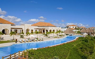 Photo for Perfect Long Stay in Cap Cana - Heavenly Ocean View Two Bedrooms Suite (711)