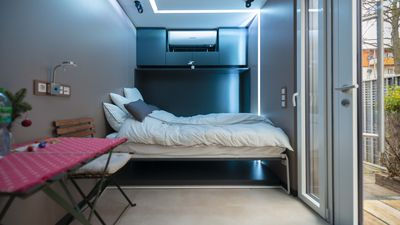 Photo for Exclusive sea container Tiny House Cologne Niehl