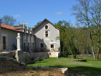 Photo for Short term rental Perigord Vert Brantome