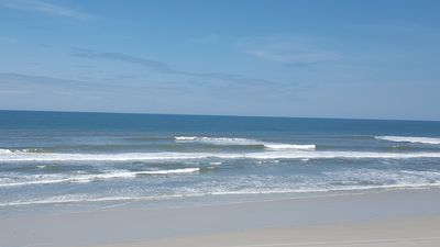 Photo for Beautiful Beach Front Condo in Ponce Inlet