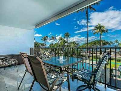 Photo for FULLY UPGRADED 2BED/2BATH BREATHTAKING VIEWS ACROSS FROM THE BEACH