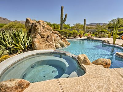 Photo for Cave Creek House w/ Private Pool & Putting Green!