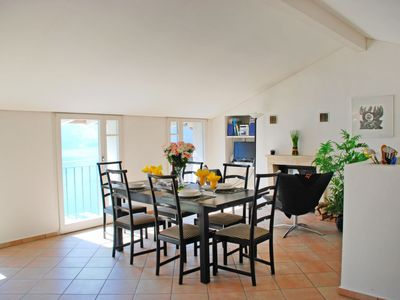 Photo for Vacation home Casa Fornett in Gandria - 5 persons, 3 bedrooms