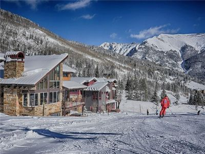 Photo for Warming Hut: Opulent Modern Ski-In/Out Home, Hot Tub, Pool Table, Shuttle