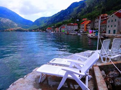 Beautiful apartment by the sea front - Stari grad Kotor