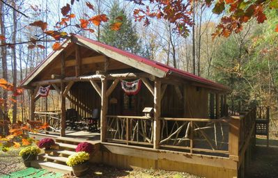Photo for Luxury Cabin Rental in Hocking Hills