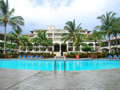 Photo for Escape To Paradise! Grand Marina Villas 1 Bedroom, 1 Bath Condo