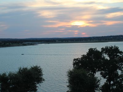 Gorgeous View of Canyon Lake