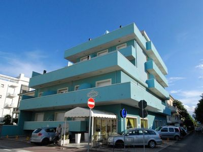 Photo for Apartment Beach Paradise  in Rimini, Emilia Romagna - 4 persons, 1 bedroom