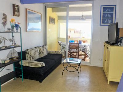 Photo for Apartment Les Capounades in Narbonne-Plage - 5 persons, 1 bedrooms