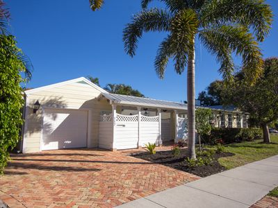 Photo for Beautiful beach town home with private pool in historic downtown Delray Beach!!!
