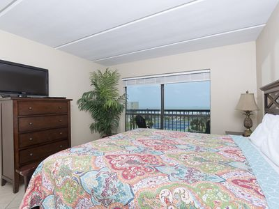 Photo for Great Views/Large Balcony; available mother's day weekend!