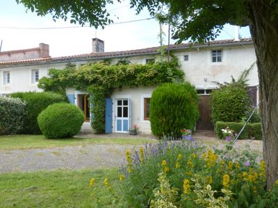 Photo for Spacious 2 Bedroom Gite, Moncoutant - 40 mins from Puy Du Fou