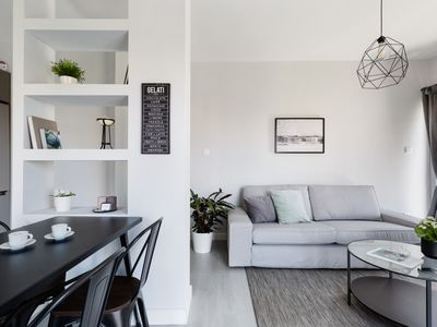 Photo for Minimal 2BD Apartment with Lycabettus view