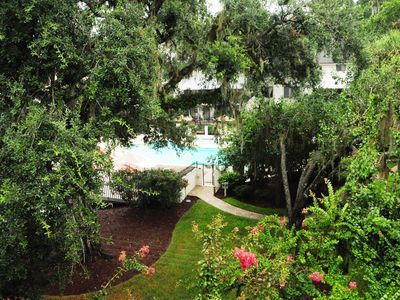 Photo for Beautifully Updated Condo in Springwood Villas 2BD/2.5BA- Walk to the Beach!