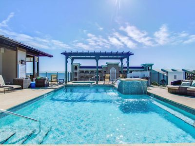 Photo for ☼Waterhouse 101☼ Exclusive 3BR on 30A-May 28 to 30 $1235! Rooftop Pool-Beach SVC