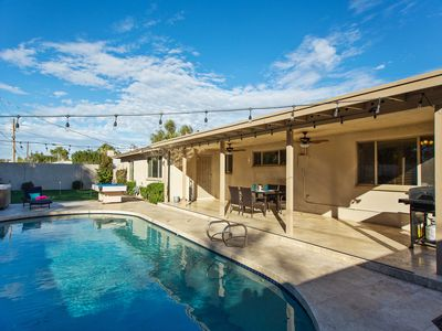 Photo for Old Town Scottsdale Home-Pool, Spa & Putting Green
