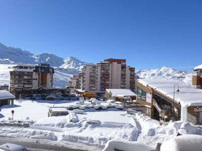 Photo for Apartment Les Glaciers in Val Thorens - 4 persons, 1 bedrooms