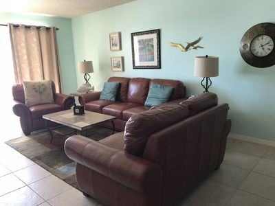 Photo for Beautiful Florida Beachfront Condo Vacation Rental