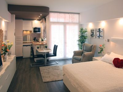 Photo for Luxury Apartment ***** with exclusive and modern amenities in a prime location