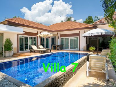 Photo for BUSABA POOL VILLA  7