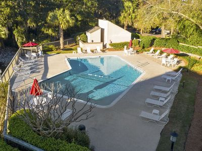 Amazing Hilton Head Condo w/ Tennis Court & Pool Access!