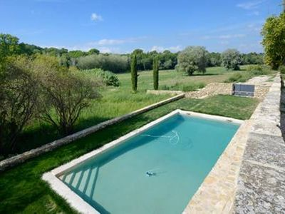 Photo for 18th century provencal country house in the Luberon Natural Park