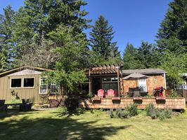 Photo for 3BR House Vacation Rental in Blachly, Oregon