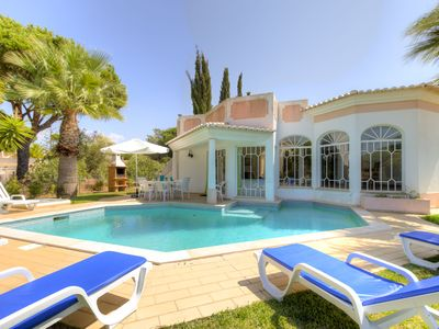 Photo for Villa in Quarteira with 3 bedrooms sleeps 6