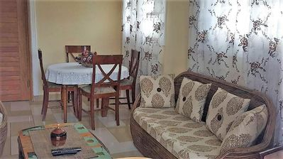 Photo for MODERN FURNISHED APARTMENT IN AKWA 2 ROOMS CLIMATIZED