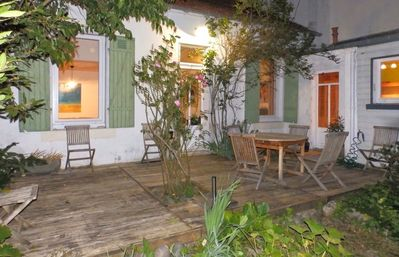 Photo for Nice quiet house. Downtown, old port, beach, parks on foot