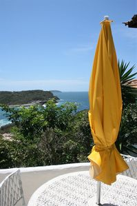 Photo for Charming Beach Front Bungalow Foca beach near Oven and Horseshoe Beach