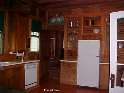 Photo for Lakefront Classic Maine Cottage, Private, Family-friendly, 5 Br, On Quiet Lake