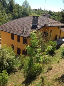 Photo for Apartment in the nineteenth century villa on the hill of Moncalieri (Turin)