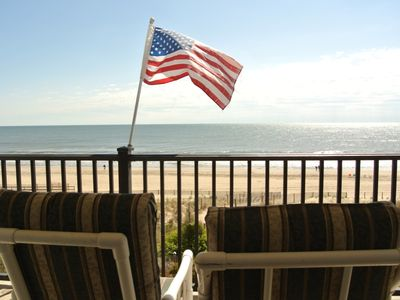 Photo for Sails 1/Remodeled Oceanfront 3BR 2bath W/ Incredible Sunrises on Water