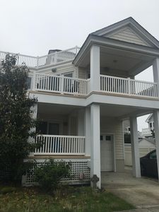 Photo for PERFECT VACATION HOME FOR A FAMILY GETAWAY AND JUST A SHORT WALK TO THE BEACH!