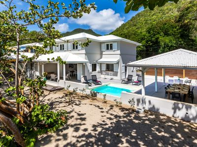 Photo for La Regence - Villa for 13 people in Le Diamant