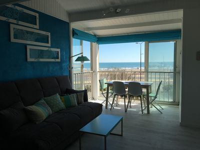 Photo for The Vigie of the Beach FULL PANORAMIC SEA VIEW Apartment in first line