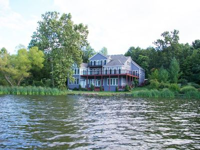 Photo for Luxury Home on Private Lake