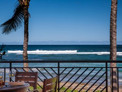 Photo for Turtle Bay Panoramic Ocean View 2nd Level 1-Bd Studio Villa 217!